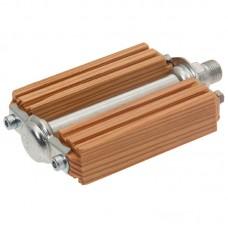 Pedali in legno R
