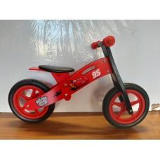Bicicletta senza pedali pedagogica Cars
